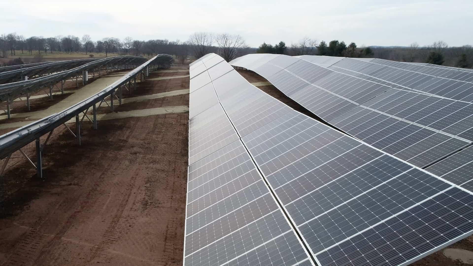 North Haven Solar Field